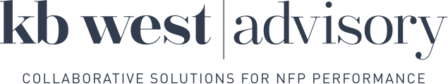 kbwest advisory - Collaborative solutions for NFP performance
